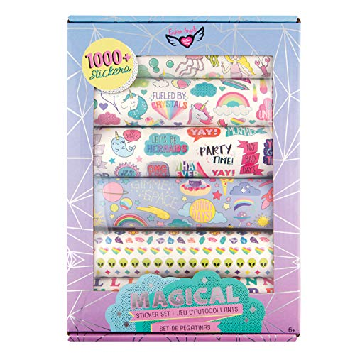 Fashion Angels Style.Lab Style Lab Magical Sticker Gift Set, Multi