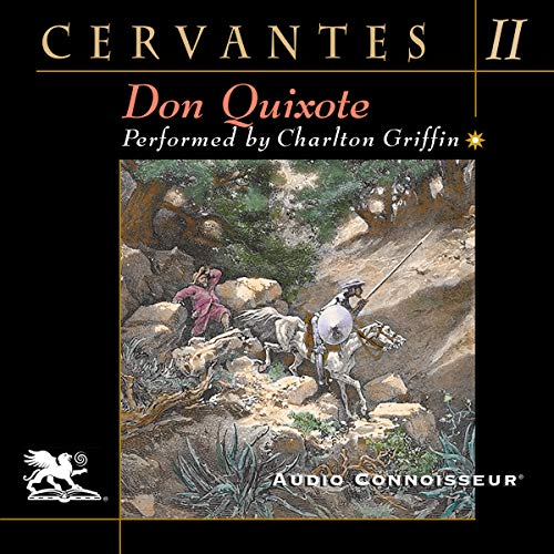 Don Quixote, Volume Two cover art