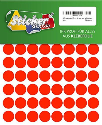 nero 1440/Sticky Dots pellicola in PVC resistente alle intemperie 5/mm codifica puntini cerchi adesivi