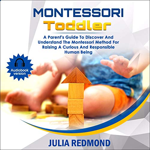 Montessori Toddler cover art