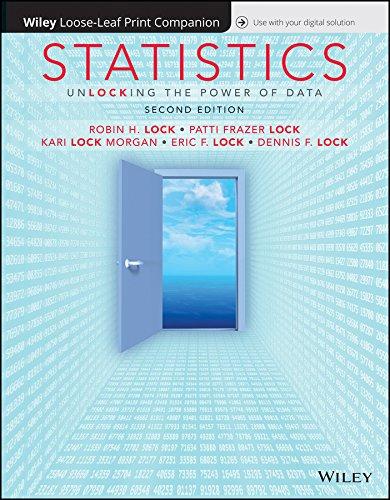 STATISTICS - Unlocking the Power of Data - Second Edition