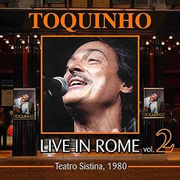 Live in Rome, Vol. 2 (Teatro Sistina 1980)