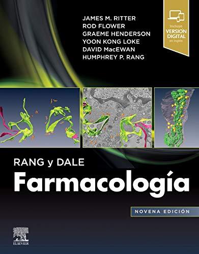 Rang Y Dale. Farmacología - 9ª Edición