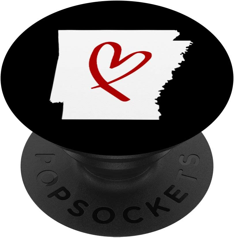 Arkansas PopSockets Regular discount Grip and Tablets Phones Max 81% OFF Stand for