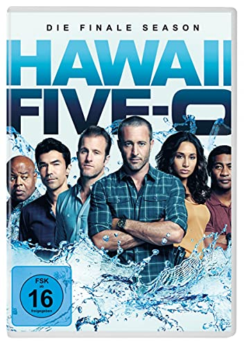 Produktbild von Hawaii Five-0 - Season 10 [5 DVDs]
