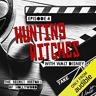 Ep. 4 (Hunting Witches with Walt Disney) cover art