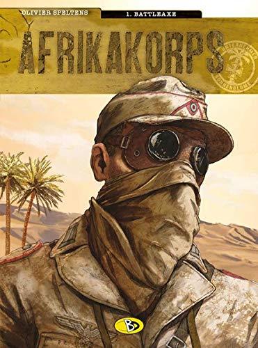 Afrikakorps #1: Battleaxe