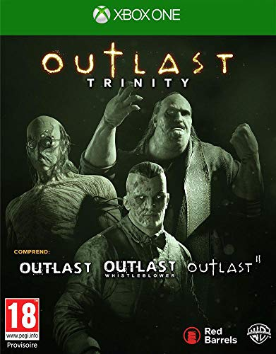 Jeu Xbox One - Outlast: Trinity (Xbox One) - Outlast II + Outlast + Outlast: Whistleblower
