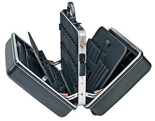 "KNIPEX 00 21 40 LE Werkzeugkoffer ""BIG Twin"" leer"