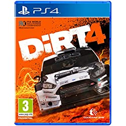 PlayStation 4 Slim (PS4) - Consola de 500 GB + Dirt 4 Day One Bundle: Amazon.es: Videojuegos