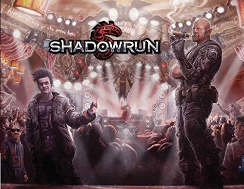Escudo do Mestre - Shadowrun