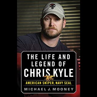The Life and Legend of Chris Kyle: American Sniper, Navy SEAL cover art