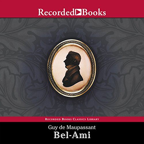 Bel Ami audiobook cover art