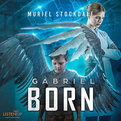 Gabriel Born audiobook cover art