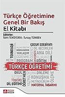 Türkçe Ögretimine Genel Bir Bakis El Kitabi