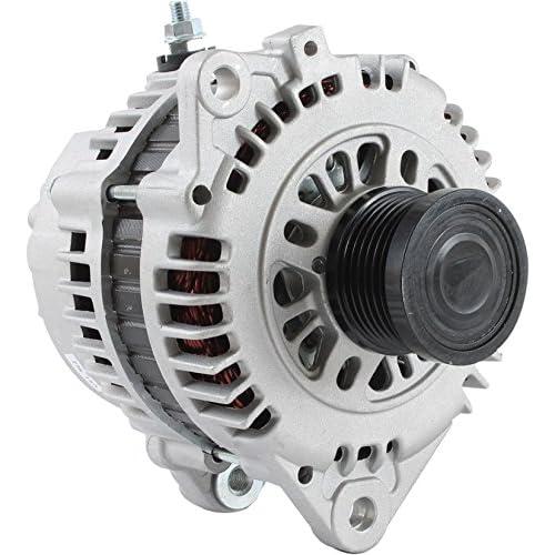 DB Electrical AHI0129 New Alternator for 2.5L 2.5 Nissan Rogue 08 09 10 11 12