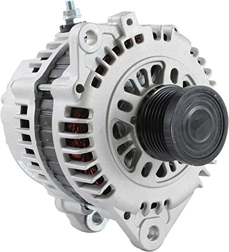 DB Electrical AHI0129 Alternador para 2.5 L 2.5 Nissan Rogue 08 09 10 11 12 2008 2009 2010 2011 2012,…