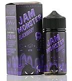 JAM MONSTER ジャムモンスター Blackberry ブラックベリー ジャムバター トースト 朝食 電子タバコ リキッド 100ml 並行輸入品