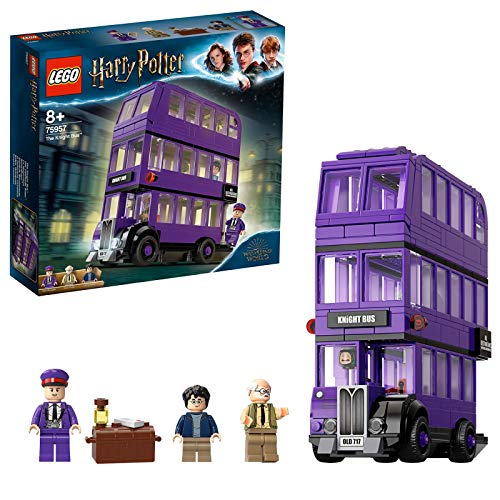 Lego Harry Potter - Nottetempo, 75957