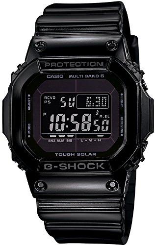 [カシオ] 腕時計 ジーショック 電波ソーラー GW-M5610BB-1JF ブラック