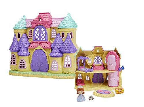Princesa Sofía Disney - Castillo Deluxe (Cefatoys 88308)