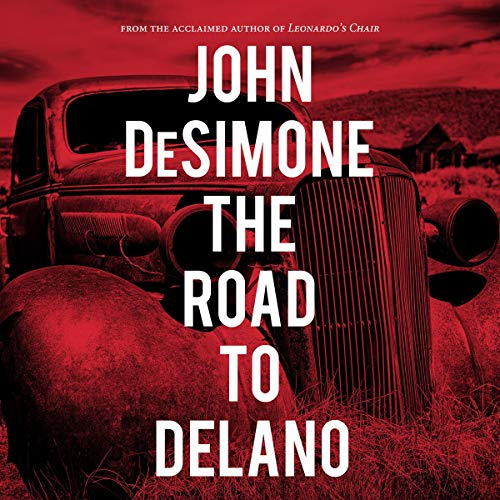 Road to Delano cover art