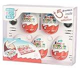 Kinder - Surprise Airbus Ü-Eier Überraschungseier Schokoladeneier mit Spielzeug - 5 Eier/100g