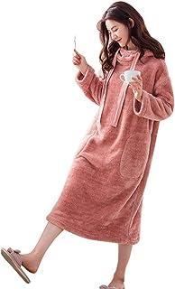 ルームウェア ワンピース もこもこ 部屋着 長袖 妊婦 あったか 秋冬 パジャマ 着る毛布 おしゃれ かわいい カジュアル 部屋着 お泊り 入院着 着替え