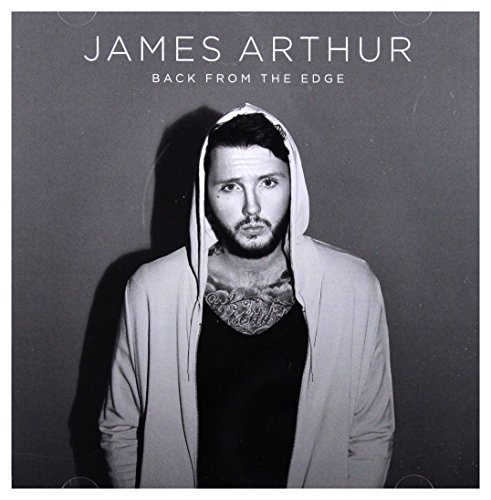 James Arthur: Back from the Edge [CD]