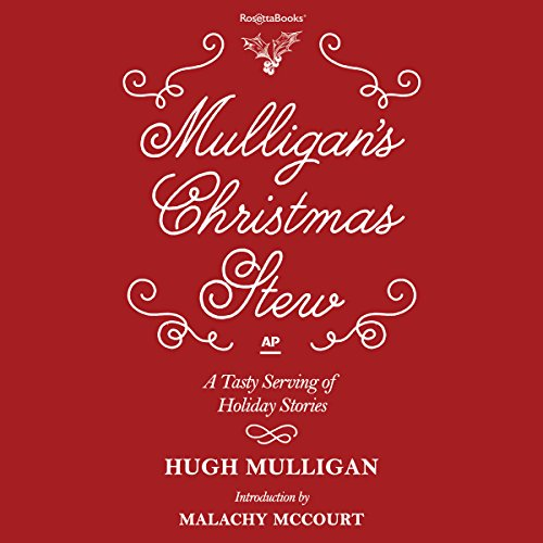 Mulligan's Christmas Stew audiobook cover art