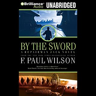 By the Sword audiobook cover art