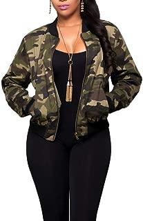 ladies camouflage jackets