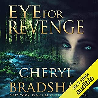 Eye for Revenge audiobook cover art
