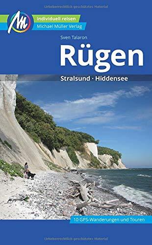 Rügen Reiseführer Michael Müller Verlag: Stralsund, Hiddensee