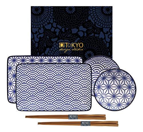 teeblume Tokyo Design Studio, Sushi Set, 6 Pezzo, Giappone