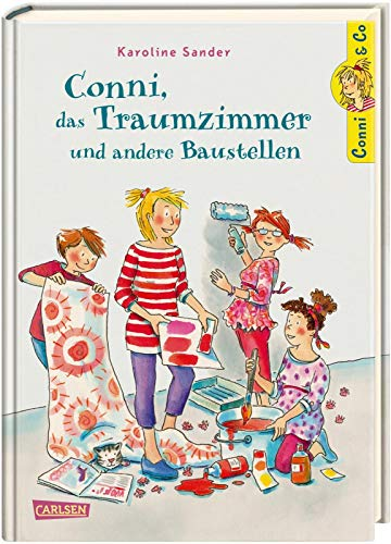 Conni & Co 15: Conni, das Traumzimmer und andere Baustellen (15)