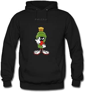 Marvin The Martian Custom Men's Hoody Hoodie Hooded Sweatshirt by