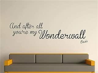 Best wonderwall wall decals Reviews