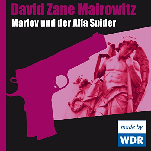 Marlov und der Alfa Spider audiobook cover art