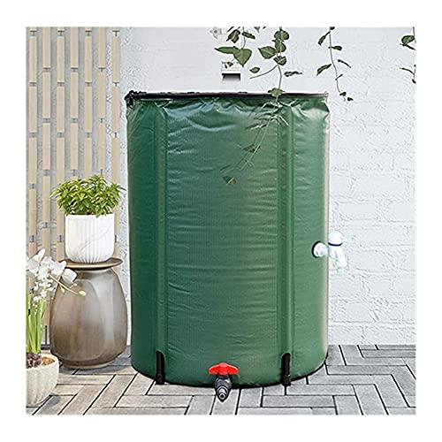 SHIJINHAO Colector De Agua De Lluvia Portátil, Cubo Plegable De Emergencia Resistente A La Sequía, Resistencia A Altas Temperaturas Usado para Edificio De Almacenamiento De Agua