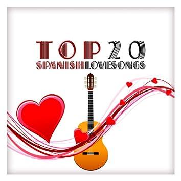 Top 20 Spanish Love Songs