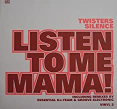 Twister's Silence - Listen To Me Mama - Unsubmissive Records - USM 055-6R