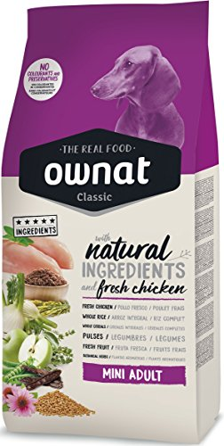 Ownat Dog Classic Mini Adult 4000 g