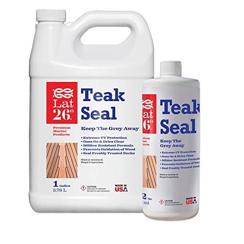 Lat 26 Teak Seal (1 Gallon)