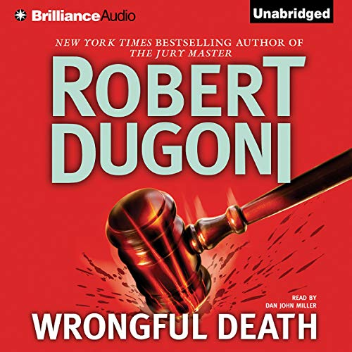 Wrongful Death Audiobook By Robert Dugoni cover art