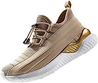 Elaphurus Kid's Sneaker Lightweight Mesh Walking Gym...