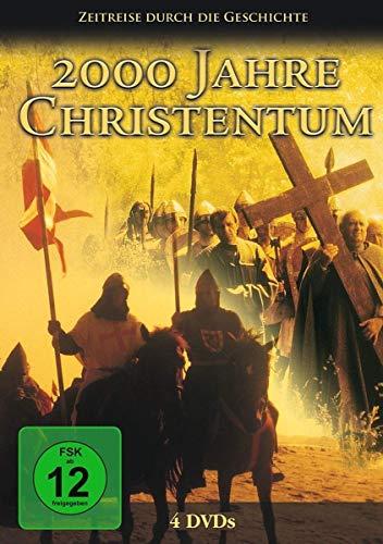 2000 Jahre Christentum [4 DVDs]