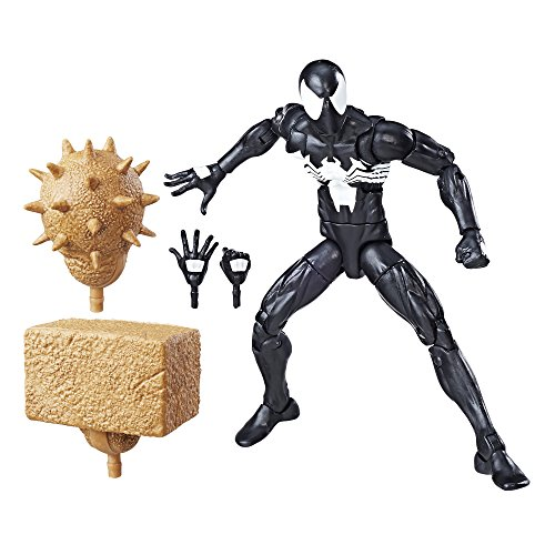 Marvel Spider-Man-Figur aus der Legends-Reihe, Symbiote Spider-Man,15,2 cm