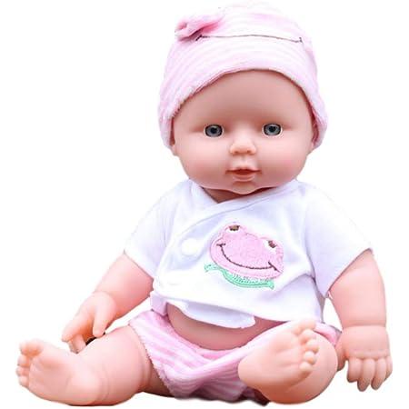 morytrade 人形 赤ちゃん人形 乳児 新生児 おもちゃ 沐浴 赤ちゃん にんぎょう リアル 30cm (ピンクかえる)