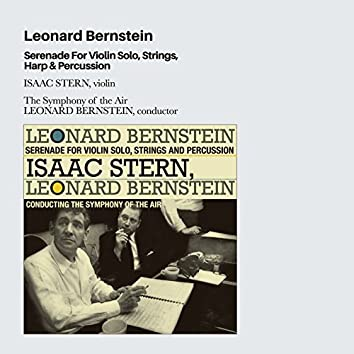 Serenade for Solo Violin, Strings, Harp and Percussion (Bonus Track Version)